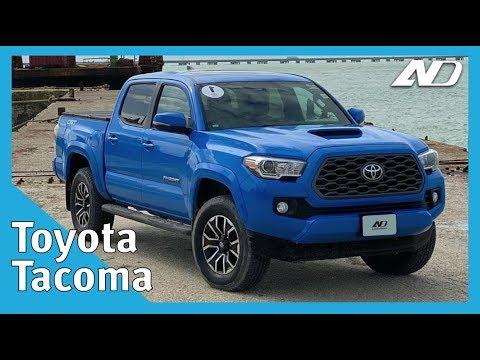 Toyota Tacoma 2020 - Este taco ahora si es totalmente mexicano ??? - Primer Vistazo