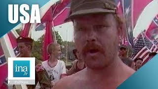 Ku Klux Klan : une terrible réalité à Atlanta | Archive INA