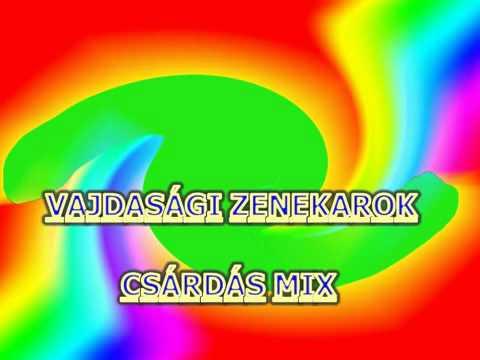 VAJDASÁGI ZENEKAROK CSÁRDÁS MIX.avi
