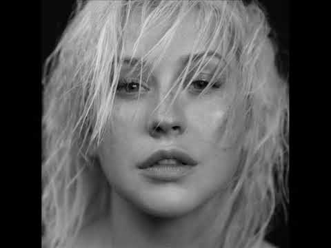 Christina Aguilera - Deserve (Audio) [From Liberation]