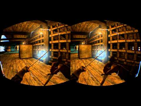 Dark Messiah of Might and Magic with Oculus Rift by AnanasBe