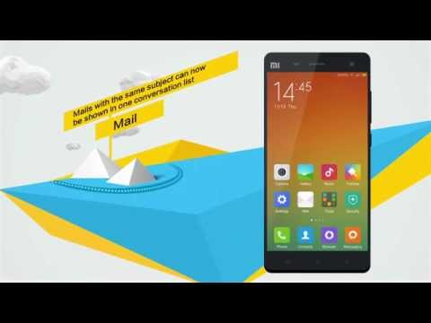 MIUI ROM 4.11.14 Update Highlights