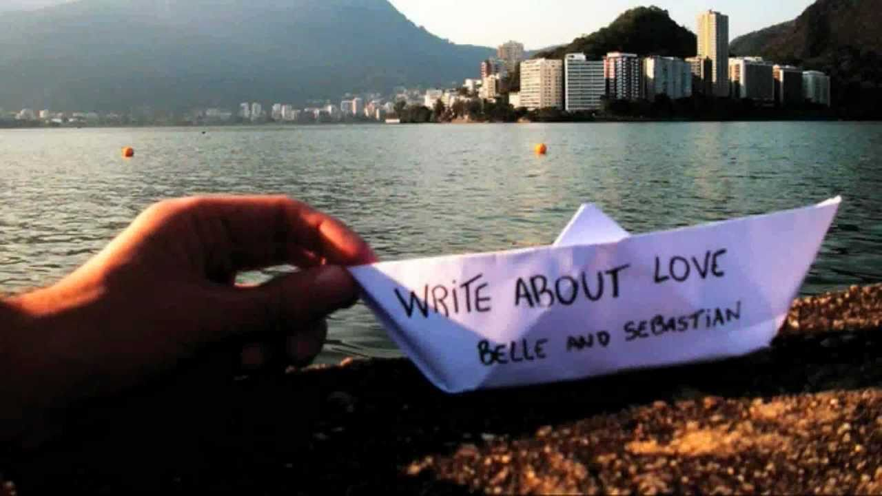 Belle And Sebastian - Write About Love Lyrics