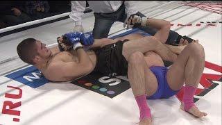 Khabib Nurmagomedov`s first steps in MMA