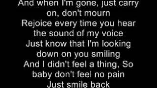 Eminem - When I'm Gone + Lyrics