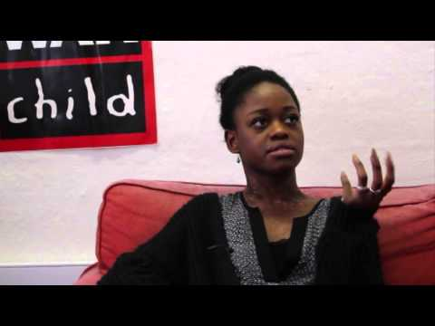 Michaela DePrince on ballet, adoption and Sierra Leone