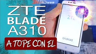 Video ZTE Blade A310 0iFS9b2A6E0