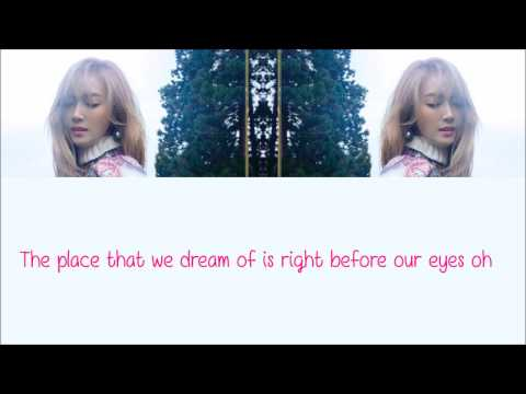 Jessica – Wonderland (English Version) [Lyrics]