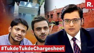Will Tukde Tukde Gang Supporters Apologise Today? | The Debate With Arnab Goswami