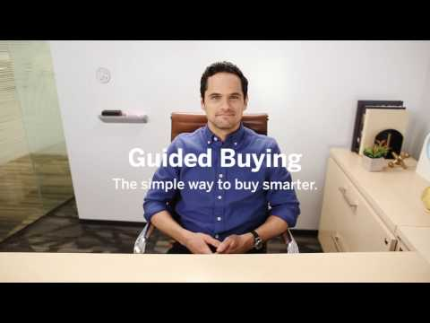How We Did It: Guided Buying