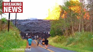 Hawaii Kilauea Volcano Eruption Prompts Fears of Disastrous Blow to Tourism