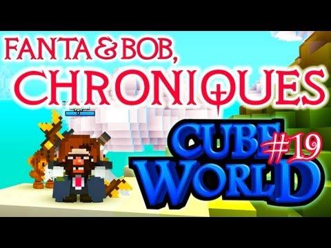 fanta et bob, les chroniques de cube world - ep.19