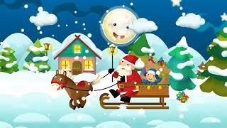 Jingle Bells with lyrics   Kids Christmas Songs & Nursery Rhymes by EFlashApps