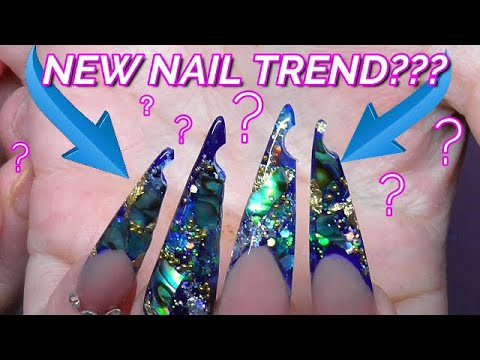 I JUST COULDN'T DO IT GUYS BUT I REALLY DID TRIED | ABSOLUTE NAILS