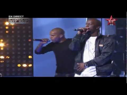 IAM - Demain c est loin (live) feat Oxmo Puccino, Youssoupha & Sako
