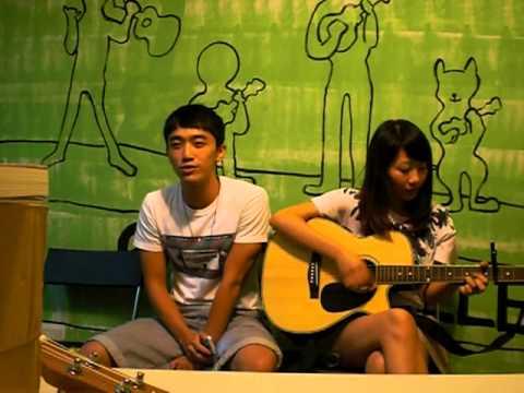 漂流瓶--陳妍希&柯震東 吉他版 (guitar cover)