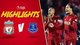 Dramatic last minute winner | Liverpool 1-0 Everton | Derby day drama from Divock Origi