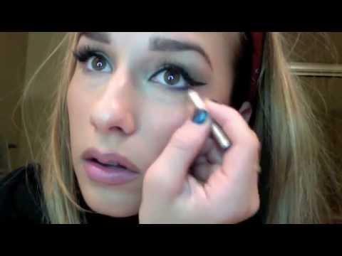 Jessie James Decker - Sex Kitten Makeup Tutorial