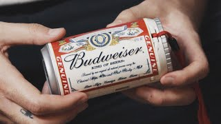 Budweiser Film Camera (First Impressions)