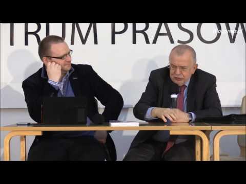 Prof. Zbigniew Lewicki - Igrzyska demokracji. Amerykańska kultura wyborcza (21.11.2016)