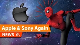Apple Might Buy Sony Pictures & Spider-Man's MCU Future