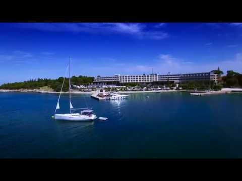 Island Hotel Istra Rovinj Croatia