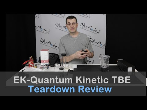 EK-Quantum Kinetic TBE Teardown Review