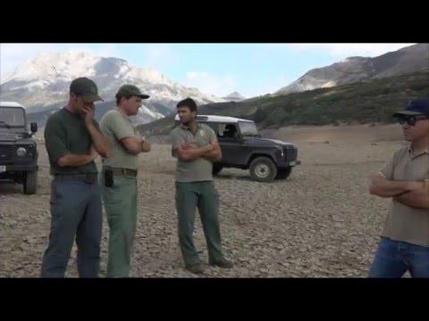 El rescate de  camporredondo