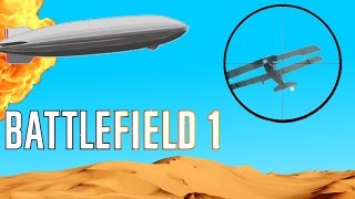 BATTLEFIELD 1 FUNNY & Epic Gameplay Compilation #1