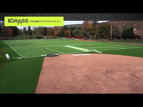 XGrass Performx XS Synthetic Turf Installation