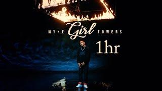 Myke Towers - Girl 1Hora