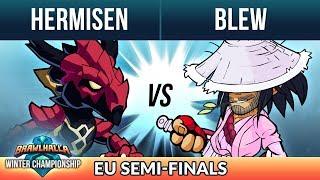 Hermisen vs Blew - Semi-Finals - Winter Championship EU 1v1 Top 8