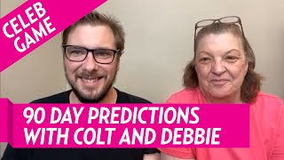 Colt and Debbie Predict Future for '90 Day Fiance  Happily Ever After'