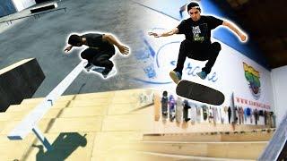 Skater Vs Skate3