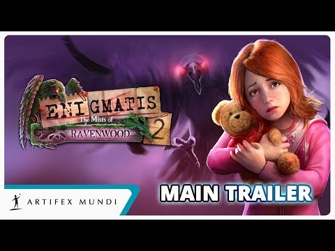 Enigmatis 2: The Mists of Ravenwood Trailer