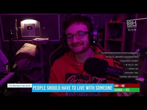 """People should have to live with someone"" - Episode 31 - BadBoyHalo & GeorgeNotFound"