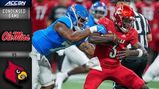 Louisville vs. Ole Miss Condensed Game | 2021 ACC Football