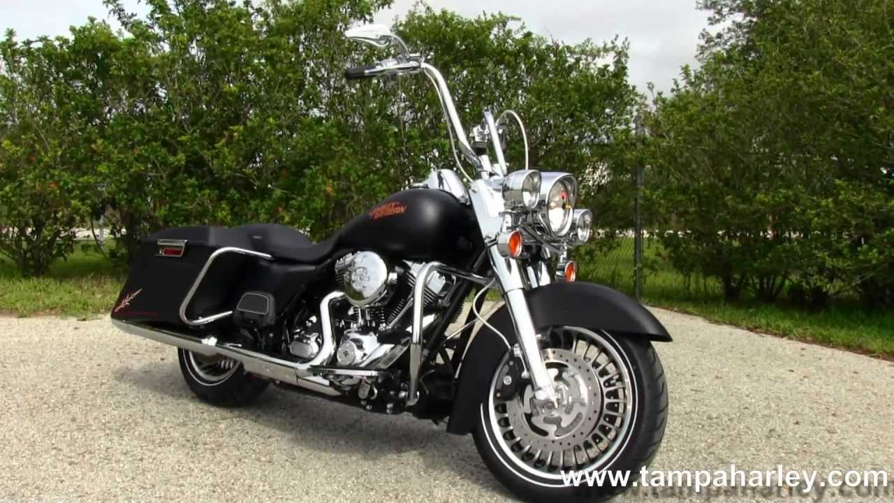 "Atlanta Harley Davidson >> 2013 Harley-Davidson Road King for Sale - ""Old School"