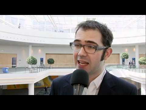 Interview: Jim Colgan von Radio WNYC im Rahmen der Lokalrundfunktage 2011