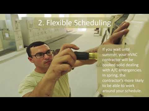 4 Reasons to Install AC Units in Spring