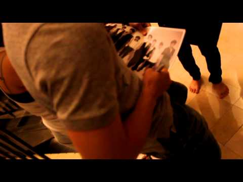 100905 [FANCAM] Henry Lau Super Junior M and Jay Kim TRAX @ Sheraton after SMTown Live '10 LA [HD]