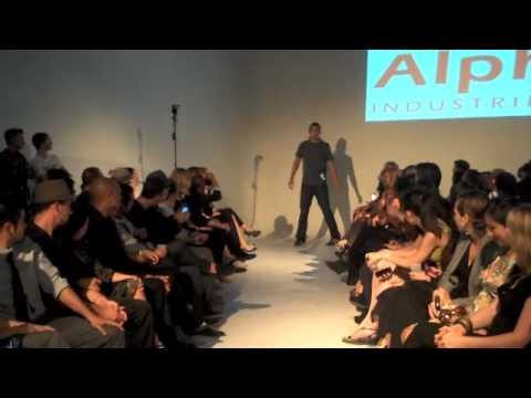 Alphyn Industries Fashion Show Pret-A-Porter SFFAMA 2011