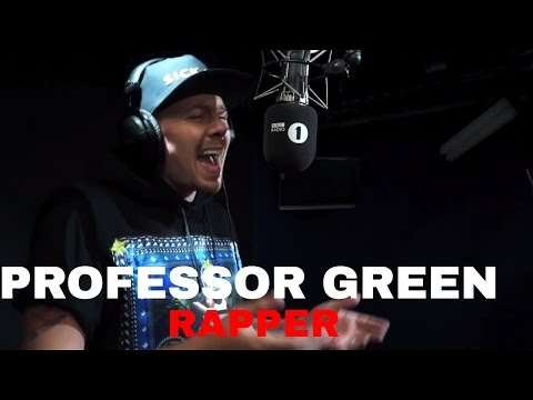 Professor Green - Fire In The Booth