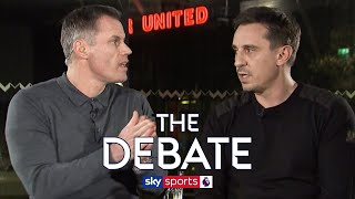 Neville & Carragher disagree over Premier League's response to Covid-19 | The Debate