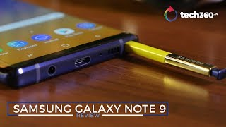 Galaxy Note 9: Is this the best Note yet?
