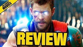 Review - THOR: RAGNAROK (uhh, it's pretty good?)