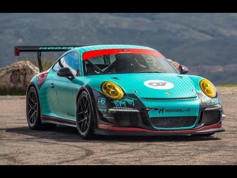 HG Performance Porsche Cup Body Swap 991 GT3 – One Take