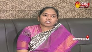 Home Minister Sucharitha speaks to media over Chandrababu ..