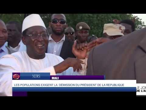 L'opposition veut la démission du president IBK , Soumaila Cissé toujours aux mains des ravisseurs