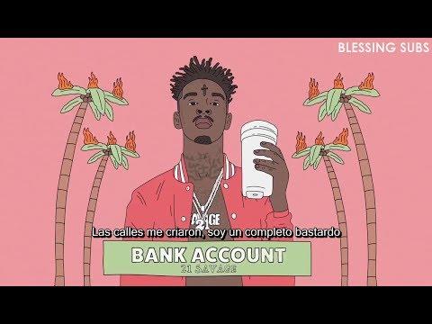 21 Savage - Bank Account (Sub en Español)